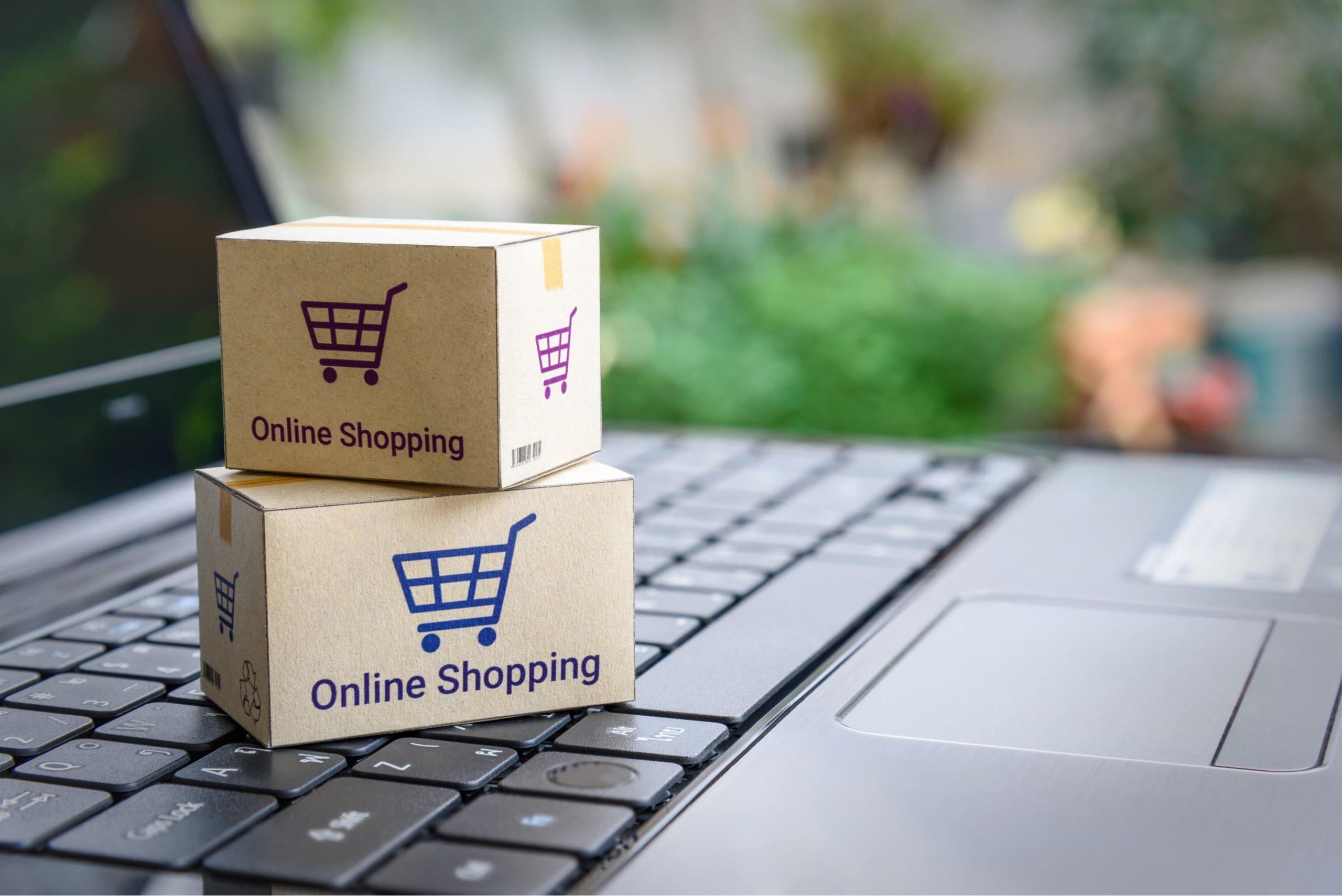 خرید آنلاین در فروشگاه اینترنتی
